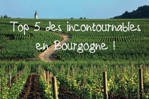 Bourgogne top 5