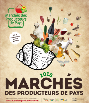 Les marchés des producteurs et des agriculteurs, un rendez-vous incontournable !