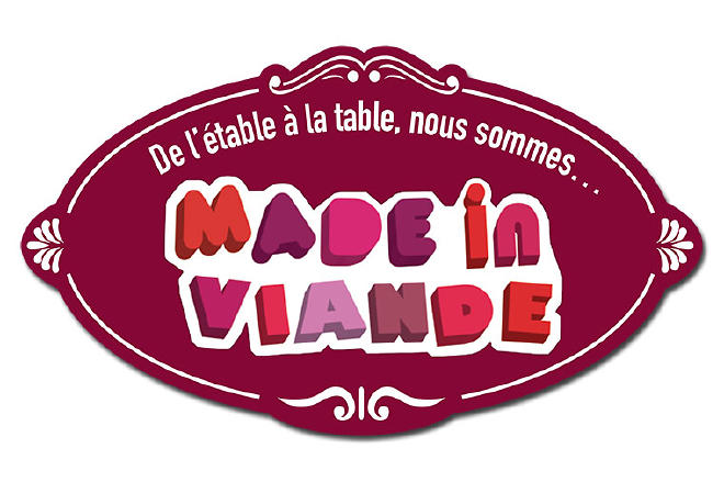 Logo Made In Viande